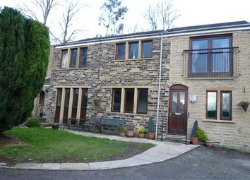 Thumbnail 4 bed link-detached house for sale in Park Lane, Golcar, Huddersfield