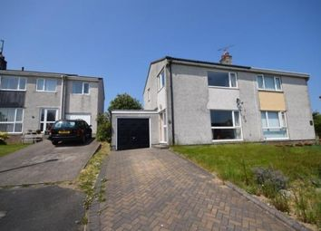 Thumbnail 3 bed town house to rent in Hillary Close, Ballachurry, Onchan