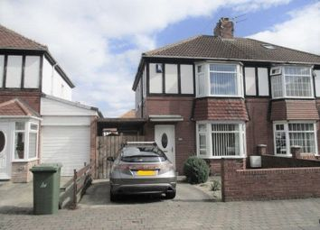 Thumbnail 3 bed semi-detached house to rent in Durban Street, Blyth