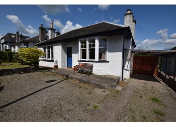 Thumbnail 2 bed detached bungalow to rent in Burghmuir Road, Perth