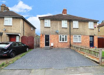 Thumbnail 2 bed semi-detached house for sale in Kenya Road, London