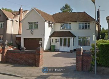 Thumbnail 4 bed detached house to rent in Rhiwbina Hill, Cardiff