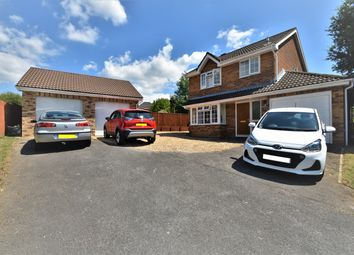 Thumbnail 3 bed detached house to rent in Eden Road, West End, Southampton