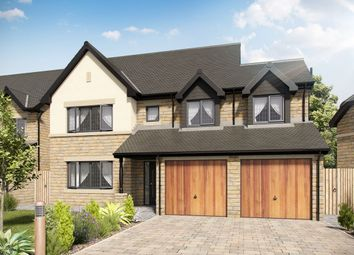 Thumbnail 5 bed detached house for sale in The Leighton, Wyre Grange Lodge Lane, Singleton, Poulton-Le-Fylde