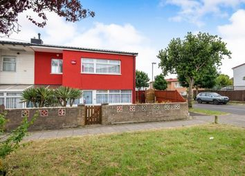 Thumbnail 3 bedroom end terrace house for sale in Ludlow Road, Cosham, Portsmouth