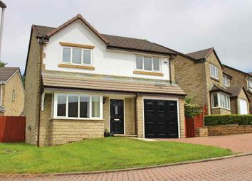 Thumbnail 3 bed detached house for sale in Turf Meadow, Loveclough, Rossendale