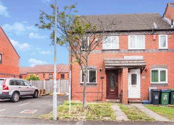 Thumbnail 2 bed semi-detached house for sale in Brindlefields Way, Tipton