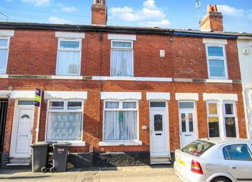 Thumbnail 2 bedroom terraced house for sale in Almond Street, New Normanton, Derby