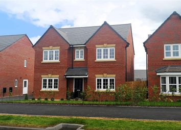 """Thumbnail 4 bed detached house for sale in """"Wheatcroft"""" at Aldbury Close, Stafford"""