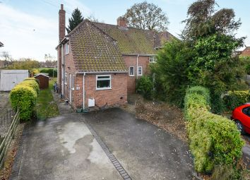 Thumbnail 3 bedroom semi-detached house for sale in Calf Close, Haxby, York