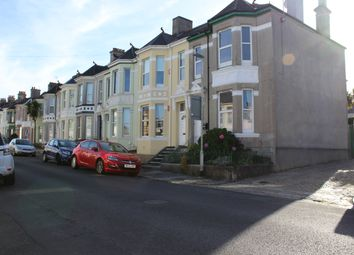 Thumbnail 2 bed flat to rent in Glendower Road, Peverell, Plymouth
