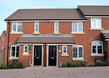 Thumbnail 2 bed terraced house for sale in Lancaster Way, Whitnash, Leamington Spa