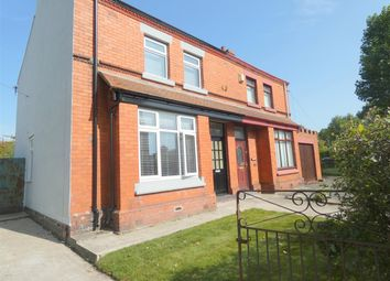 Thumbnail 4 bed semi-detached house for sale in Dinas Lane, Huyton, Liverpool