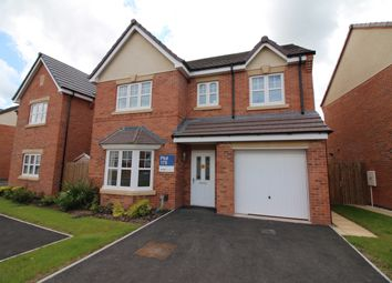 Thumbnail 4 bed detached house to rent in Grange Road, Langley Country Park, Derby