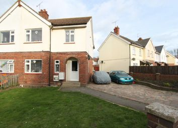 Thumbnail 3 bed semi-detached house for sale in Hamilton Road, Deal
