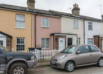Thumbnail 2 bedroom terraced house for sale in Wharf Road, Broxbourne, Hertfordshire