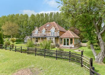 Thumbnail 5 bed detached house for sale in Hisomley, Dilton Marsh, Westbury