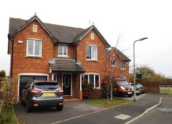 Thumbnail 4 bed detached house to rent in Burghley Gardens, Pegswood, Morpeth