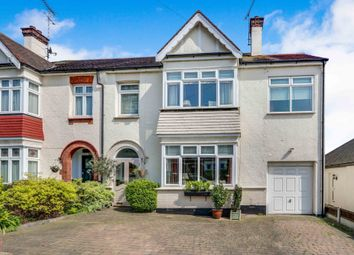 Thumbnail 5 bed semi-detached house for sale in Kingswood Chase, Leigh-On-Sea, Essex