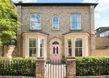 Thumbnail 4 bed detached house for sale in Elrington Road, London