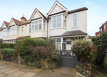 Thumbnail 3 bed end terrace house for sale in Rosslyn Avenue, London