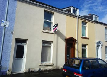 Thumbnail 4 bed property to rent in Catherine Street, Swansea