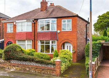 Thumbnail 3 bed semi-detached house for sale in Maple Road, Swinton, Manchester