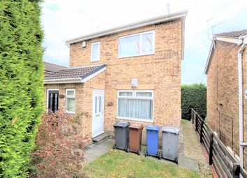 Thumbnail 1 bed flat for sale in Helston Crescent, Barnsley