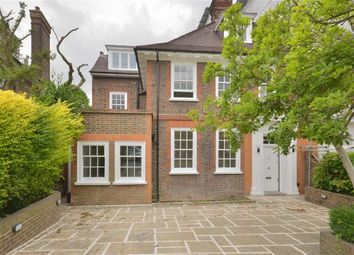 Thumbnail 5 bed property to rent in Greenaway Gardens, Hampstead, London