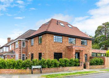 Thumbnail 4 bed detached house for sale in Avondale Avenue, Worcester Park, Surrey