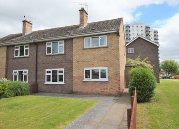 Thumbnail 1 bed flat for sale in Western Avenue, Blacon, Chester