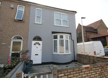 Thumbnail 4 bedroom end terrace house for sale in Lowbrook Road, Ilford, Essex