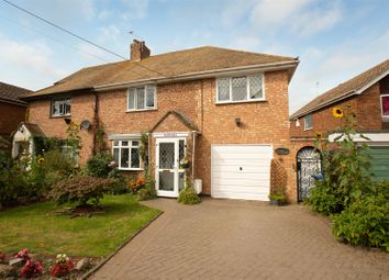 Thumbnail 4 bed semi-detached house for sale in Down Barton Road, St. Nicholas At Wade, Birchington