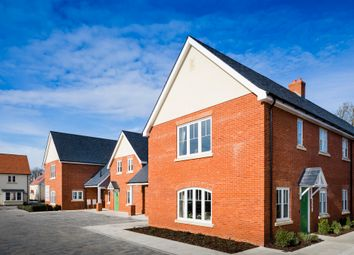 Thumbnail 1 bed flat for sale in Long Melford, Sudbury, Suffolk