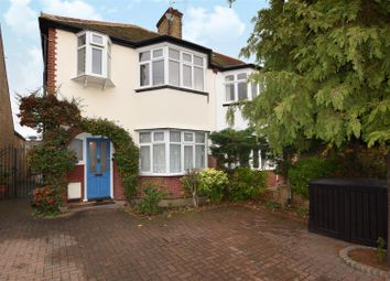 Thumbnail 3 bed flat for sale in Munster Road, Teddington