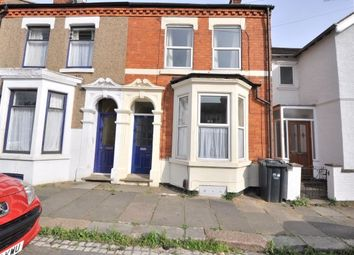 Thumbnail 3 bed terraced house to rent in Ruskin Road, Kingsthorpe