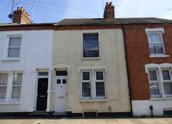 Thumbnail 3 bed terraced house for sale in Stanhope Road, Kingsthorpe, Northampton, Northamptonshire