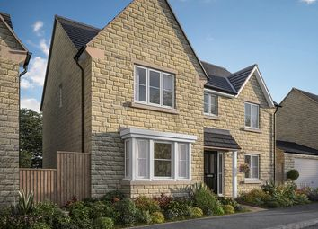 "Thumbnail 4 bed detached house for sale in ""The Cottingham"" at Apperley Road, Apperley Bridge, Bradford"