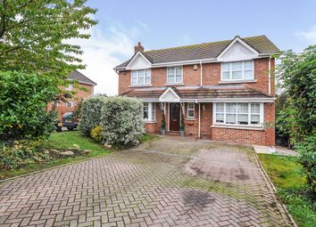 Thumbnail 5 bed detached house for sale in West View Road, Swanley, Kent