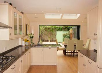 Thumbnail 4 bed terraced house to rent in Silverton Road, London