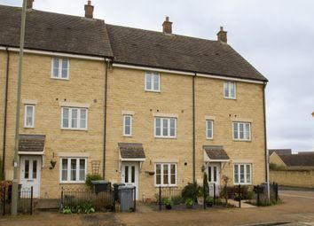 Thumbnail 4 bed end terrace house to rent in Bluebell Way, Carterton
