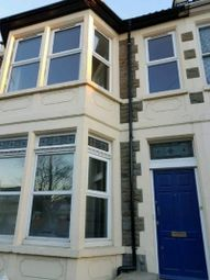 Thumbnail 4 bedroom terraced house to rent in Seymour Road, Bishopston, Bristol, Bristol.