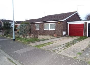 Thumbnail 2 bed bungalow to rent in Stambridge Road, Clacton-On-Sea
