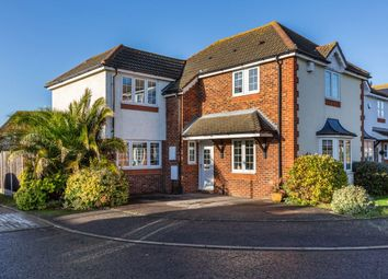 Thumbnail 4 bed detached house for sale in Pett Close, Hornchurch