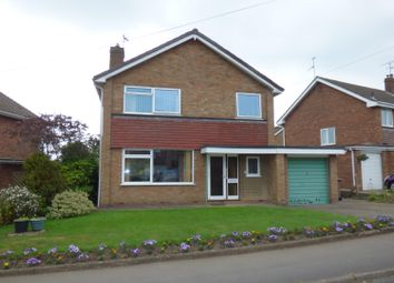 Thumbnail 3 bed detached house for sale in The Croft, Beverley