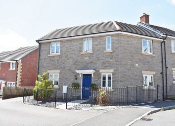 Thumbnail 3 bed semi-detached house for sale in Ffordd Y Grug, Coity, Bridgend.