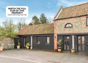 Thumbnail 2 bedroom barn conversion for sale in White Lion Street, Holt