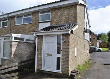 Thumbnail 2 bed flat to rent in Okehampton Avenue, Leicester