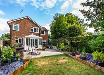 Thumbnail 3 bed detached house for sale in The Hawthorns, Oxted