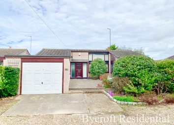 Thumbnail 2 bed detached bungalow for sale in Station Road, Ormesby, Great Yarmouth